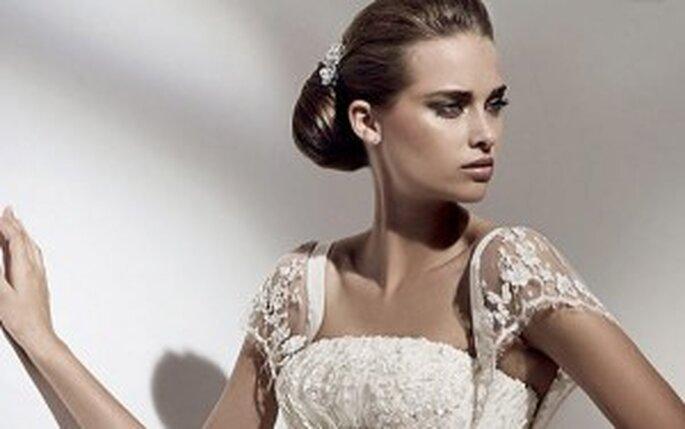 Elie Saab Wedding Dress 2010 for Pronovias