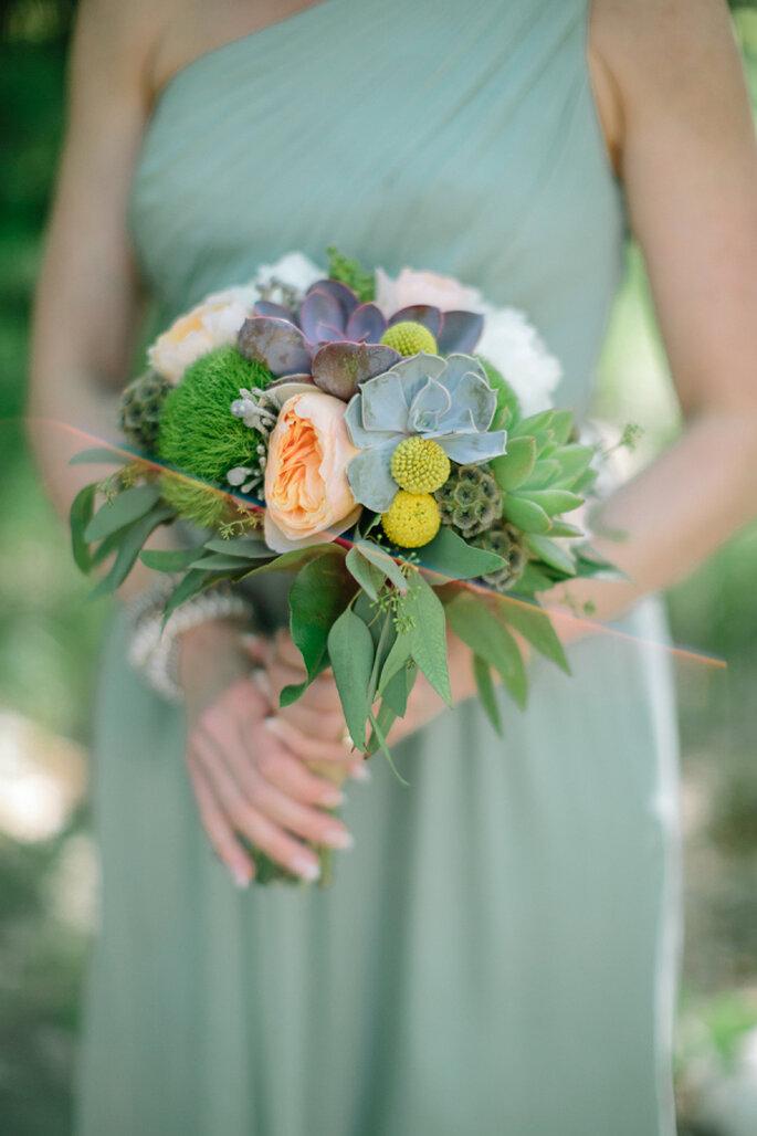Verde natural y lleno de vida - Erin Jean Photography
