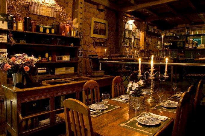 Gastronomia sofisticada em Tiradentes