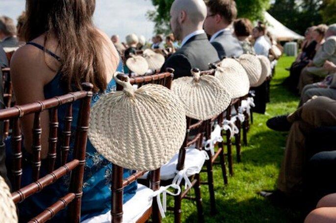Hochzeit im eigenen Garten – Foto: Dave Robbins