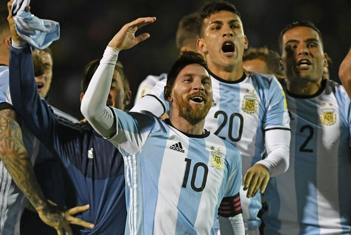 Facebook Leo Messi