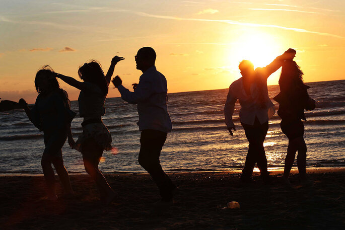 Nabilah Luxury Beach Wedding