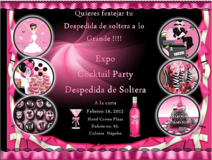 Expo Cocktail Party Despedida de Soltera by Platinum High Class