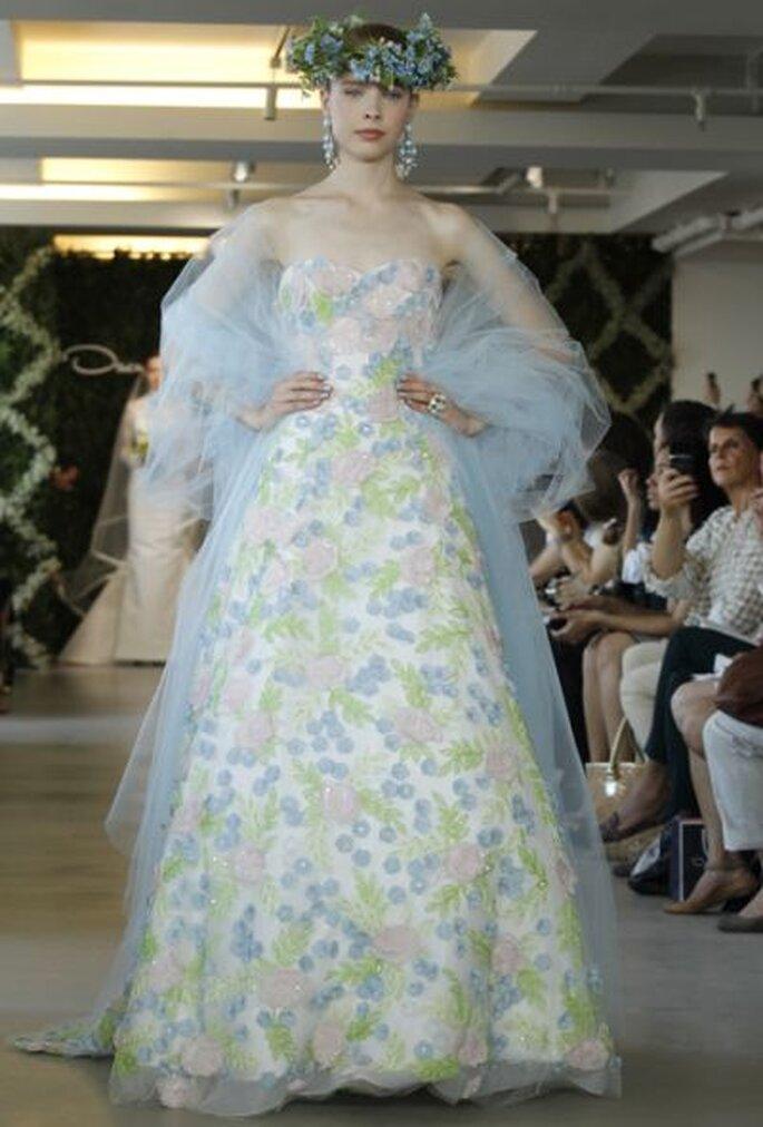 Hochzeitskleid von Oscar de la Renta