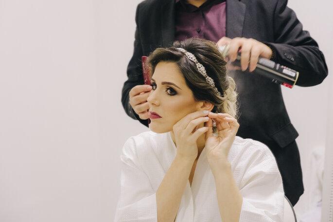 cabelo da noiva