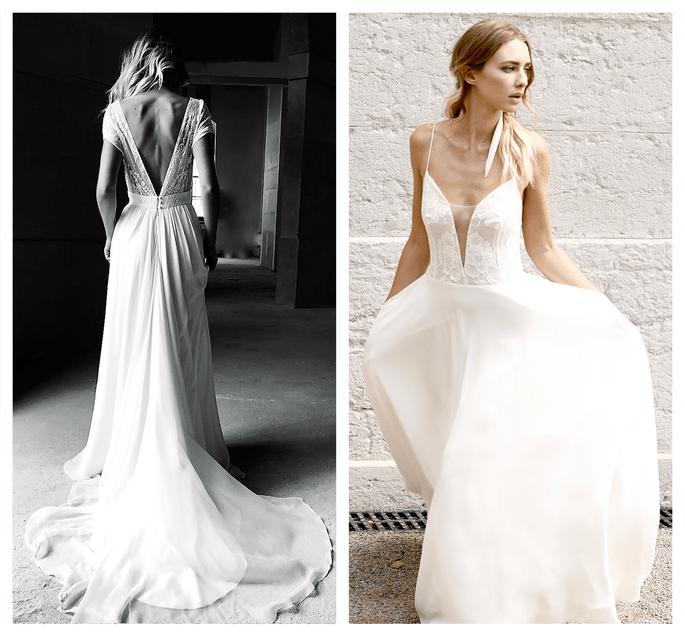 e6eff4202f5 Les créateurs de robes de mariée à Paris les plus en vogue