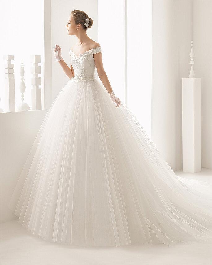 vestidos de novia curvy