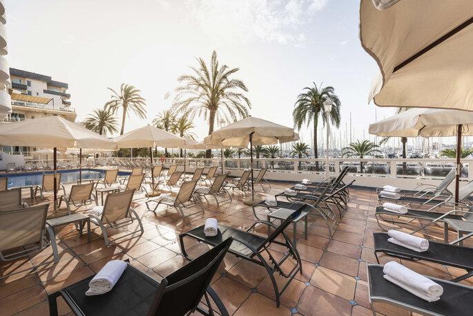 Hotel Palma Bellver, Hotel para bodas en Mallorca