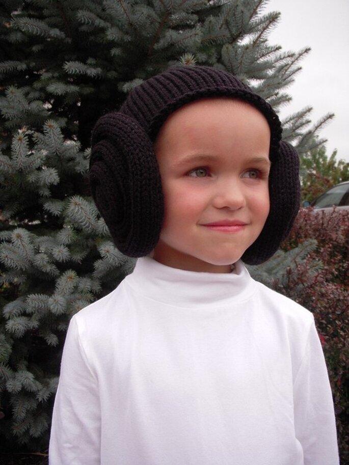 http://www.etsy.com/listing/106274101/knit-princess-leia-inspired-bun-hat-wig by LittleBirdLucy