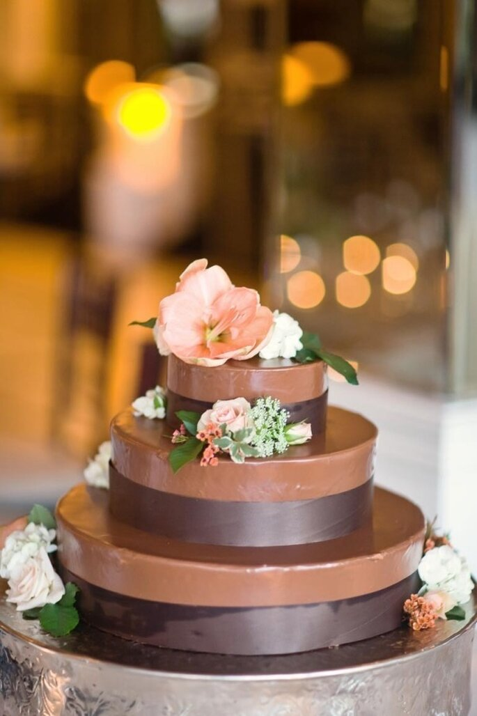 Pastel de chocolate - We Heart Photography