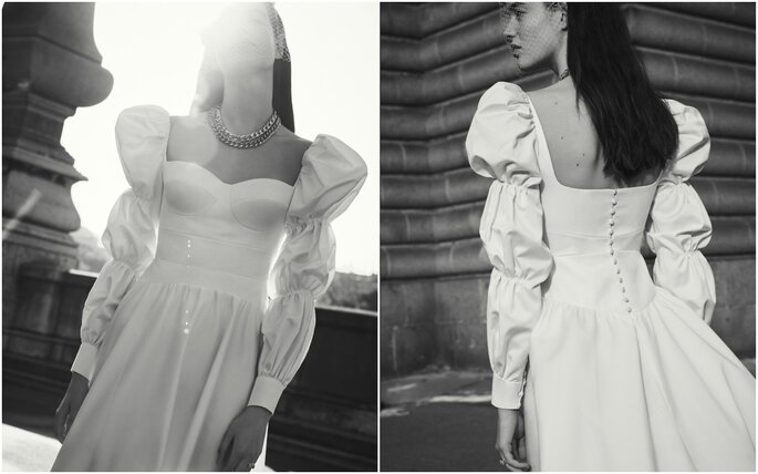Collection capsule Margaux Tardits x Printemps Mariage