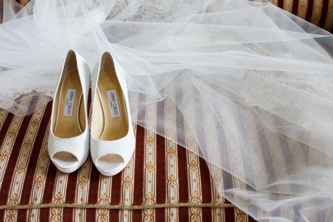 Scarpe da sposa: Jimmy Choo