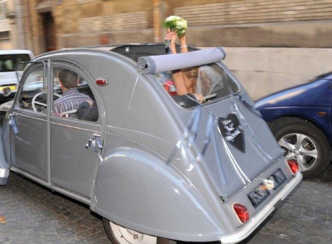 Thème de mariage : une ville ? - Crédit photo : MS AND JO ; Etant Donné
