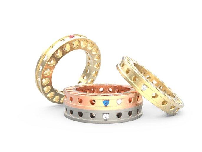 Alianza o anillo de compromiso? Crea tus propias joyas y consigue un ...