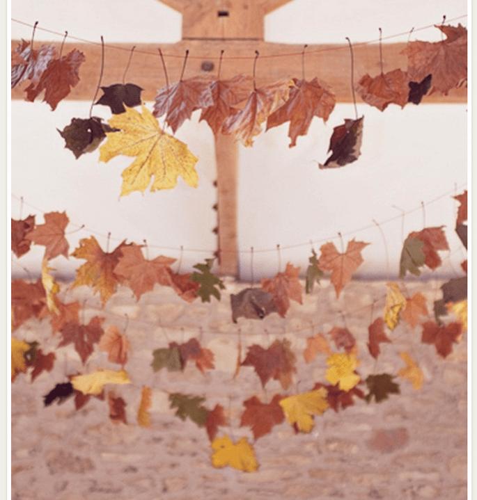 Boda inspirada en otoño - Foto Laura Babb Photography