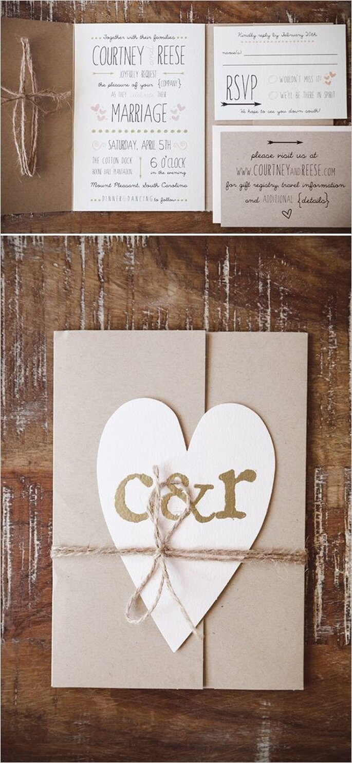 rustique wedding stationery wedding planner london Label'emotion london (1)