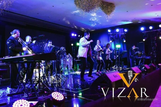 Vizar International Music música en vivo bodas Ciudad de México