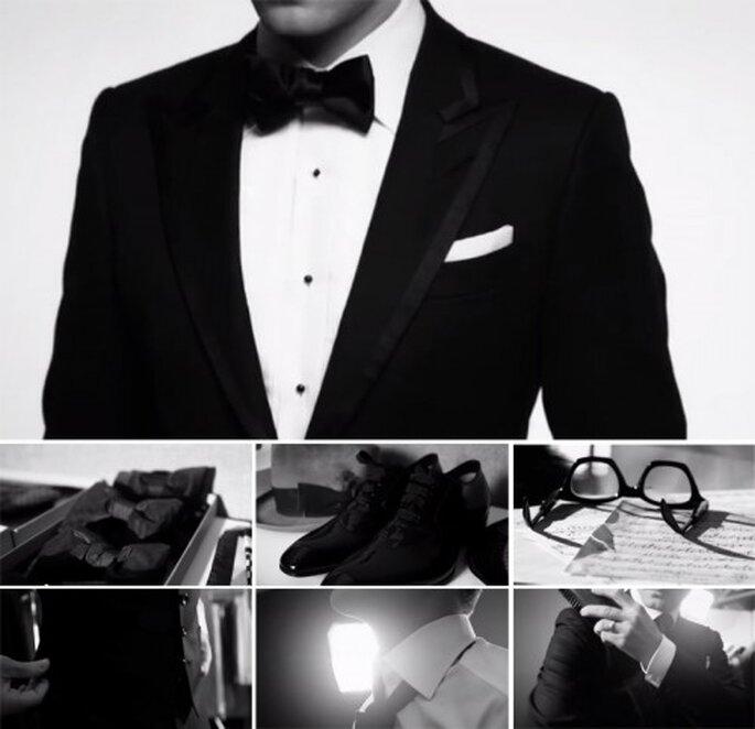 Traje y corbata, el estilo de Justin Timberlake para el look del novio - Foto Justin Timberlake YouTube