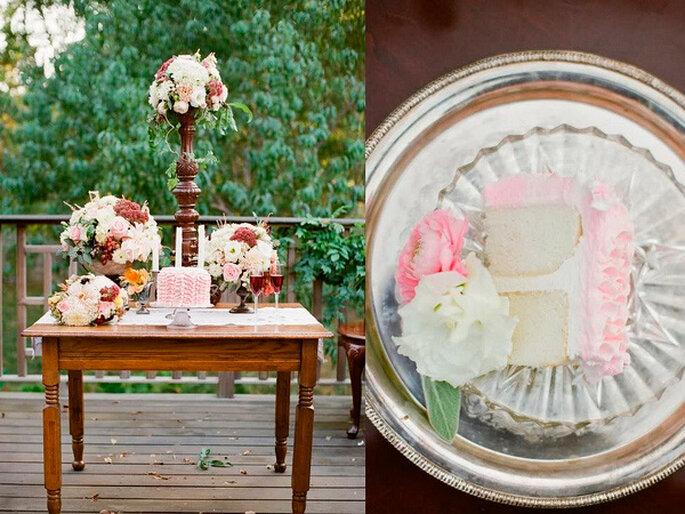 A chaque couple, son gâteau de mariage ! Photo: Alea Lovely