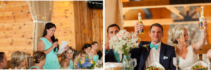 Erin + Shane´s Wedding, image: Loie Photography