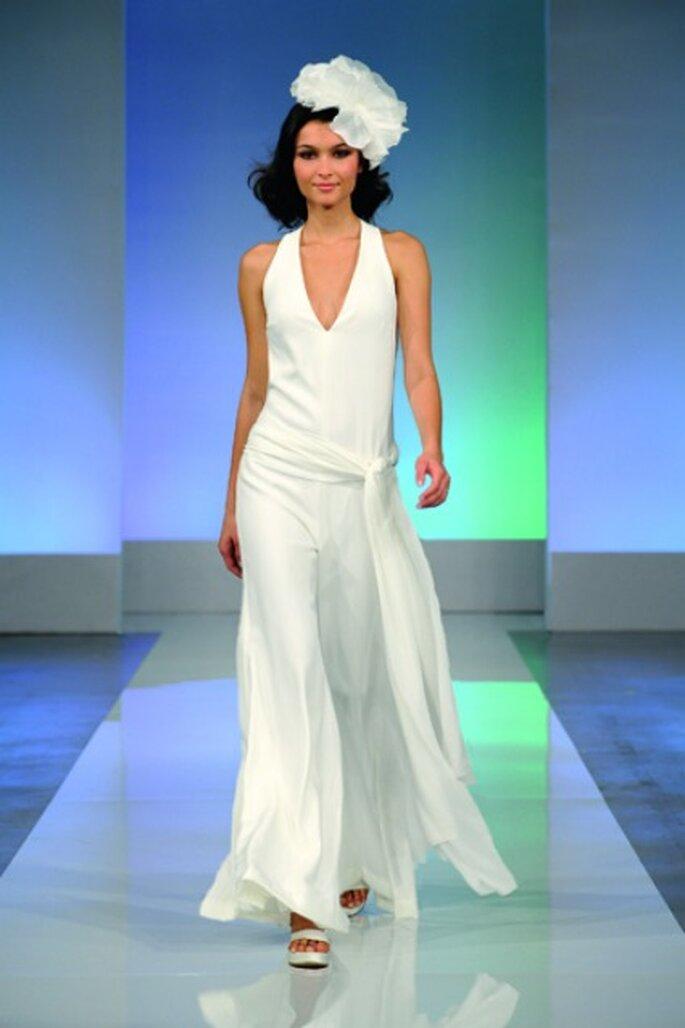 Robe de mariée Cymbeline 2013 La Parisienne, modèle Gospel