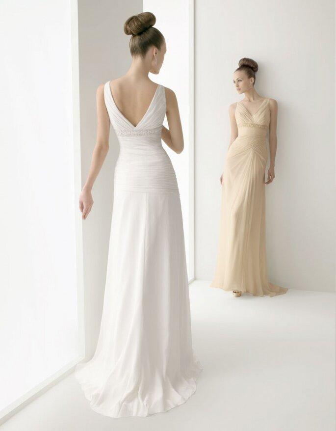 Vestido de novia Hera, Rosa Clará