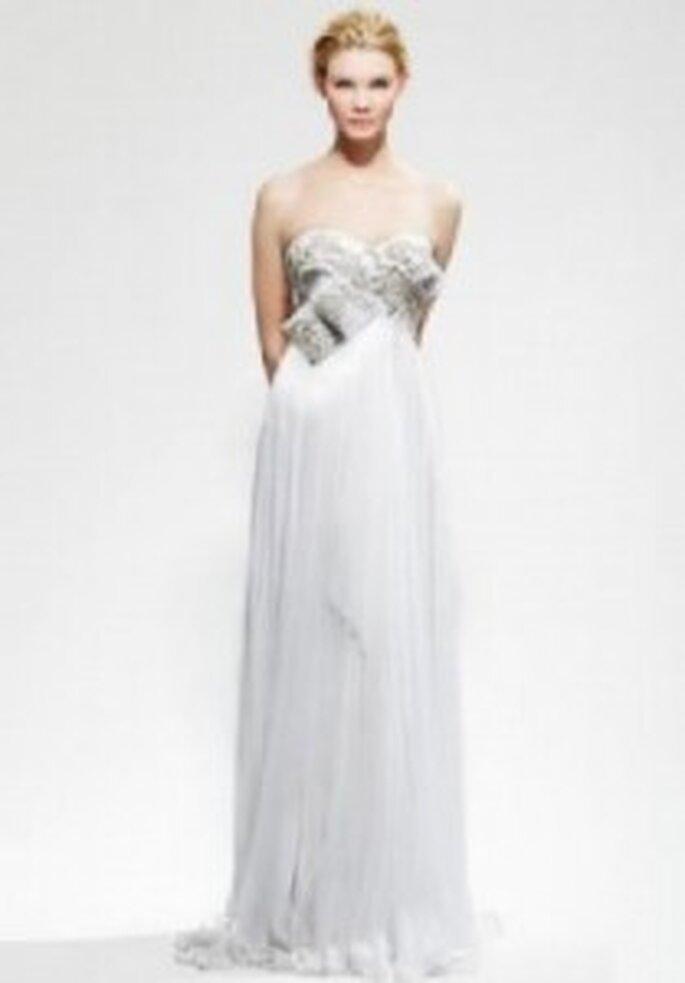 Robes de mariée Marchesa 2010 - Gabrielle