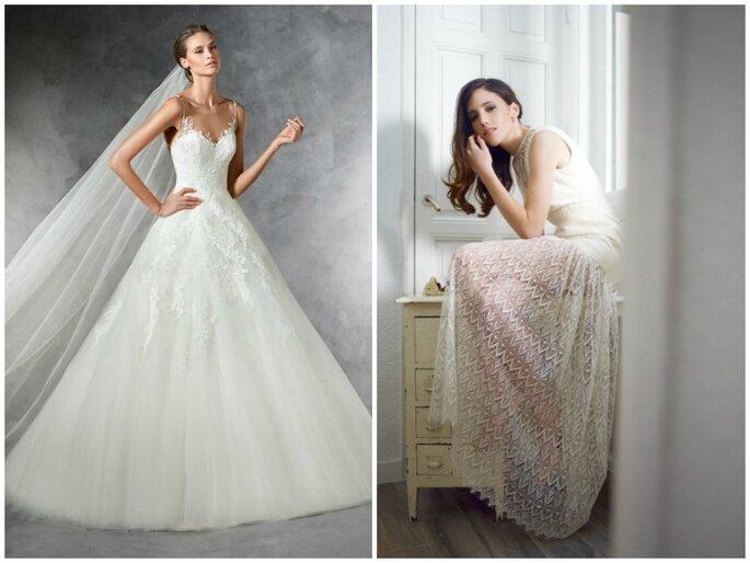 para tu vestido de novia, ¿gran firma o atelier? ¡las lectoras