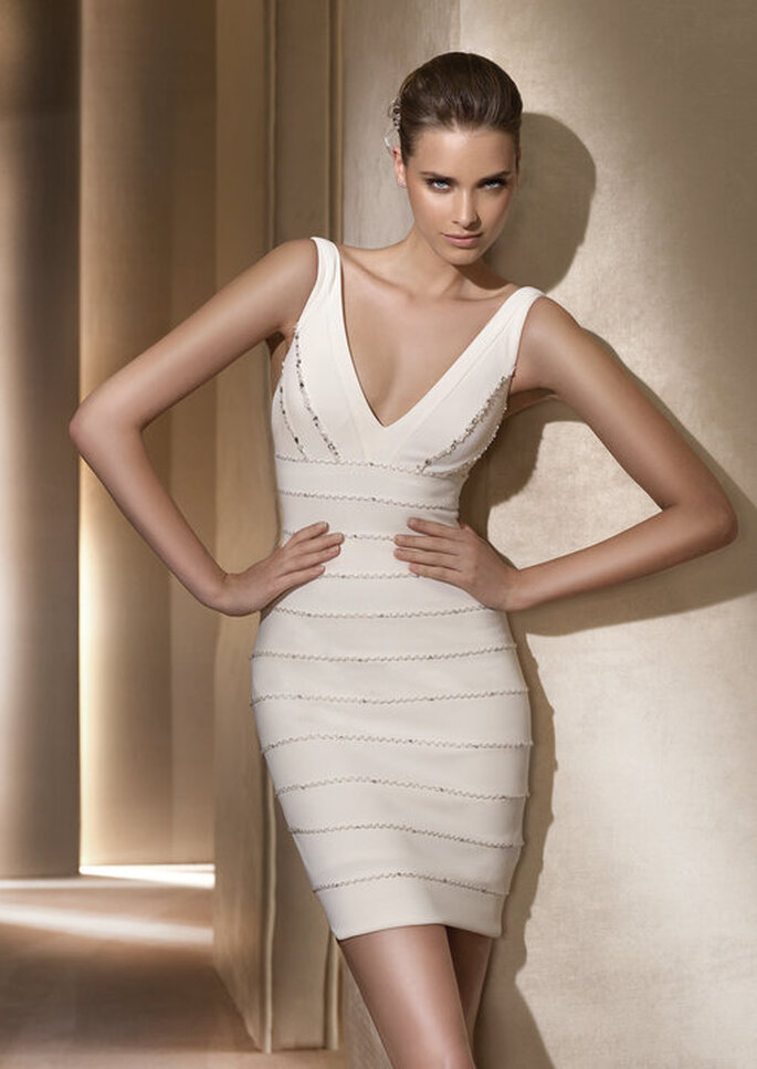 Africa - City Collection Pronovias 2011