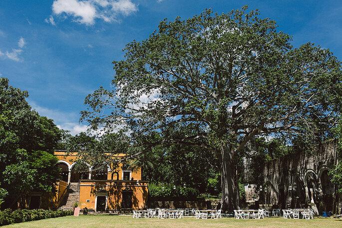 Cathy + Tony: Boda en Hacienda Uayamón - Foto Aniela Fotografía