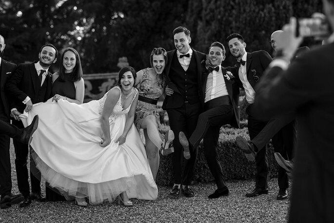 Dab Wedding