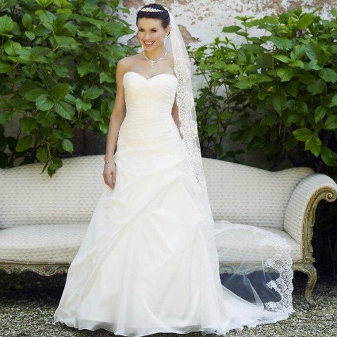 Robe de mariée Pauline, Instant Précieux - Photo : Instant Précieux