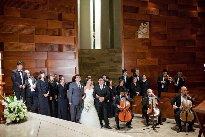La Orquesta de Cámara y Coros Ricardo Venegas