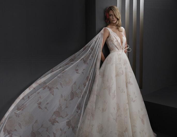 Manu García diseñador vestidos de novia Madrid
