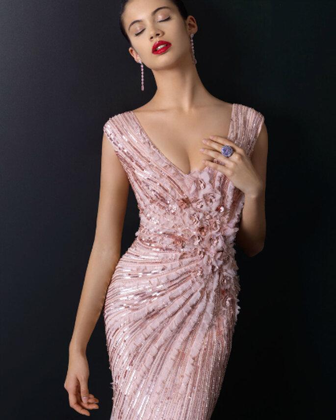 Maxi-Kleider sind elegant und verträumt – ideal also für Hochzeiten – Foto:  ROSA CLARÁ