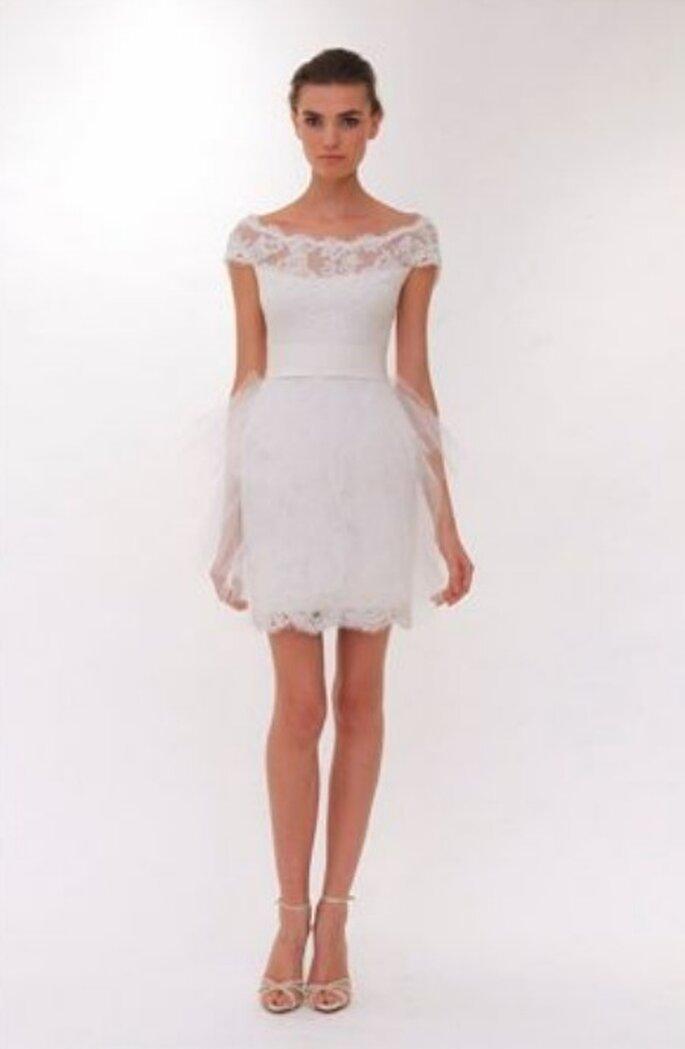 Tante proposte per le più giovani nella collezione Marchesa 2012