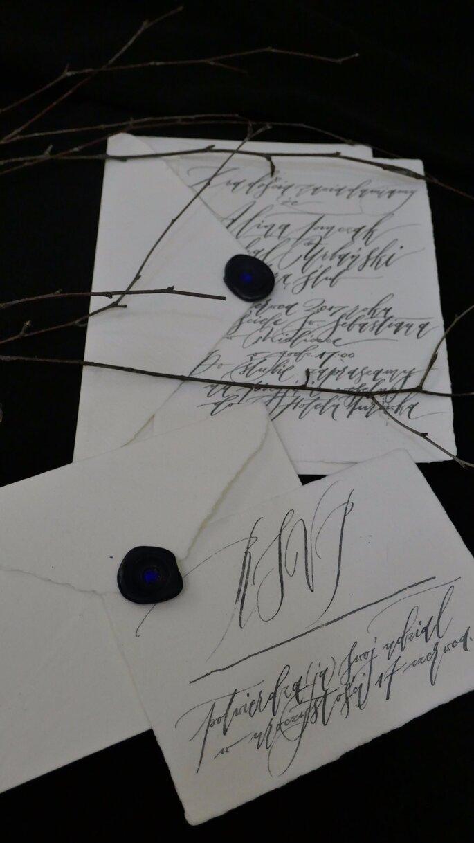 AgaPisze.Calligraphy