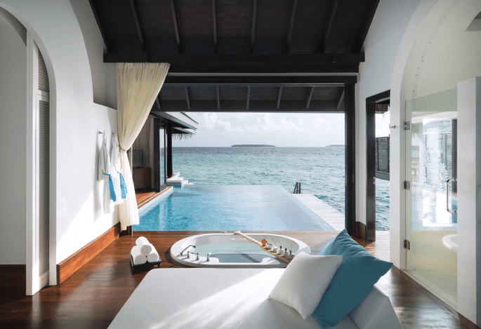 TM Travel - Anantara Kihavah Maldives Resort, Maldivas