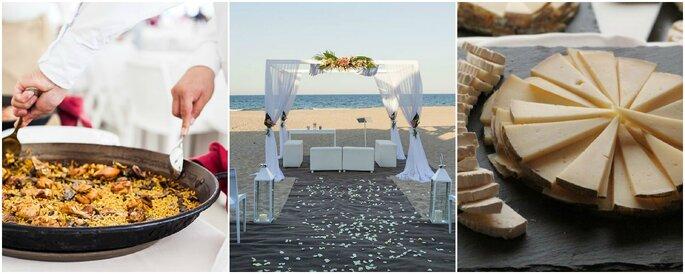 los mejores restaurantes para bodas en Valencia