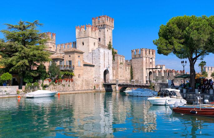 Lago de Como - en Shutterstock