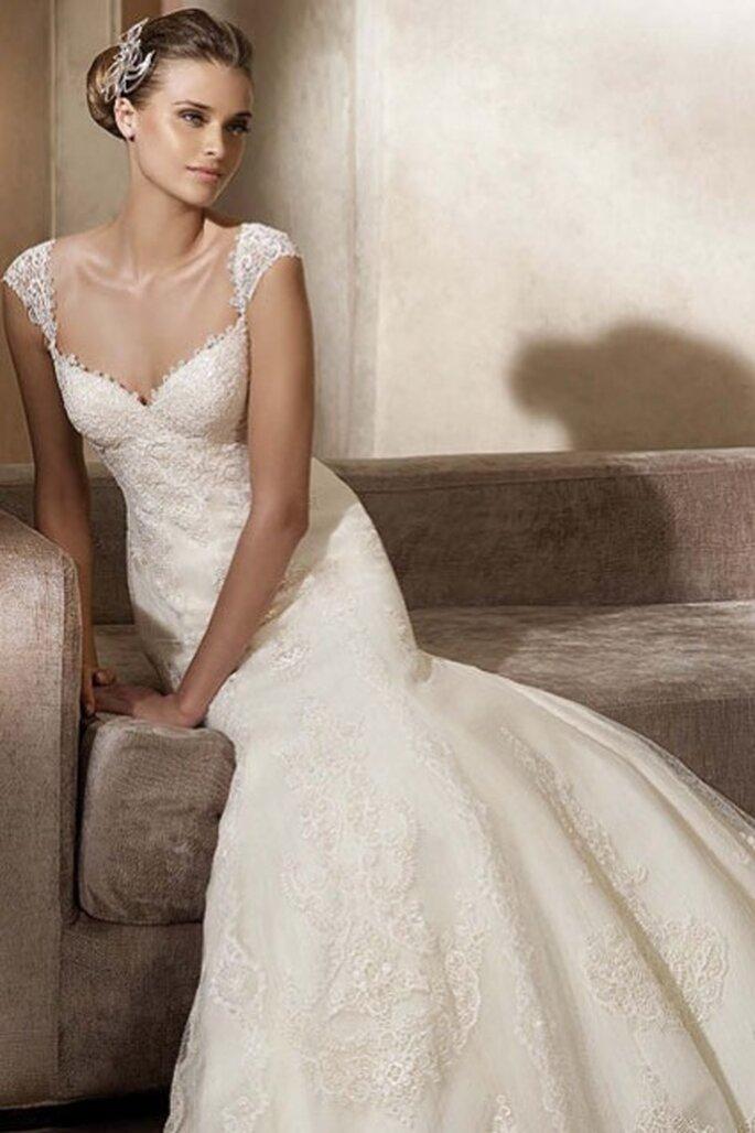Modelo Adela de Fashion Pronovias 2011