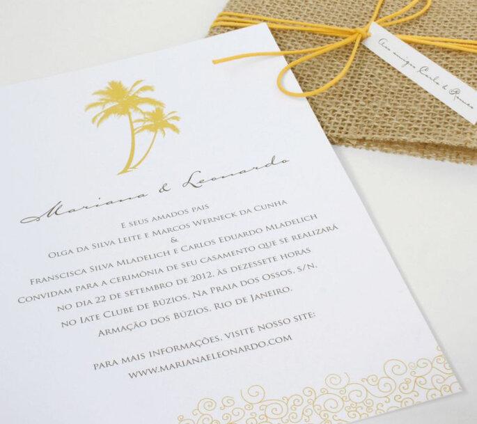 Escolhendo O Convite Ideal Para Cada Estilo De Casamento