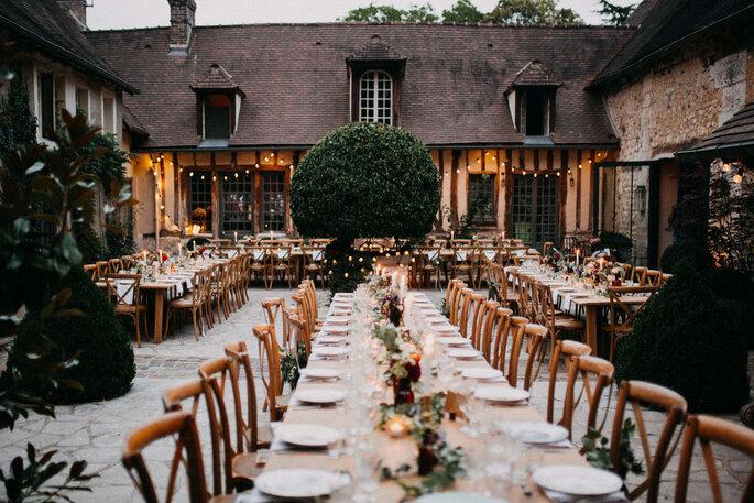 La Dîme de Giverny - Lieu de réception pour votre mariage - Eure