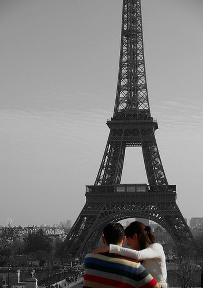 Luna de miel en Paris - Foto Rui Ornelas
