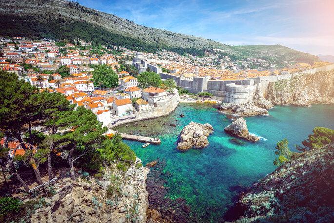Dubrovnik. Ajan-Alen
