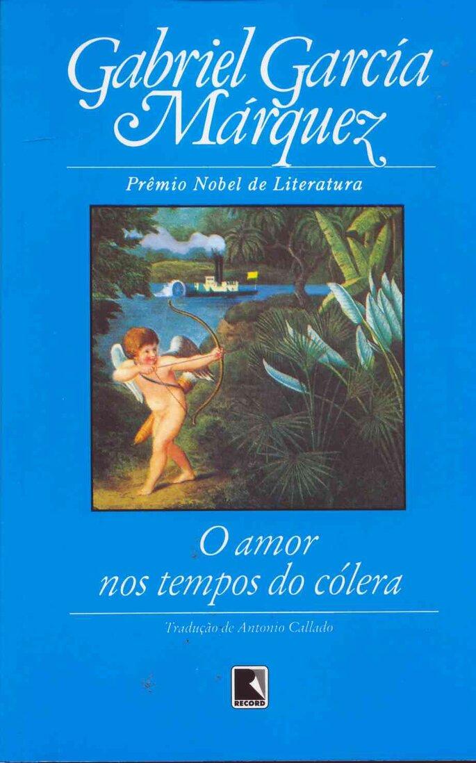 O amor nos tempos do cólera, Gabriel García Márquez