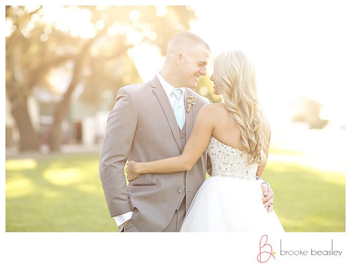 Real Wedding: Una boda súper glam en la granja - Brooke Beasley Photography