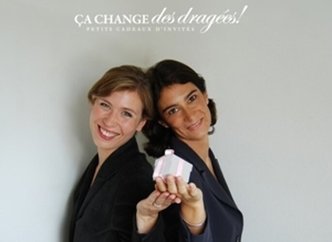 Céline Prenassi et Clémence Dias de Almeida : un duo de choc !