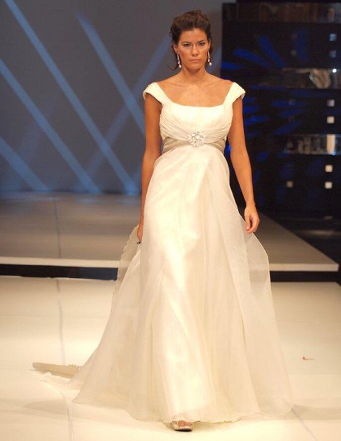 Vestido de Noiva da Laura Monge - colecção 2011