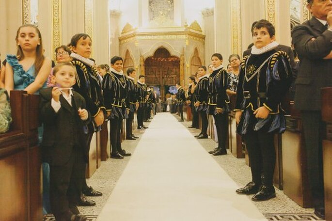 #MartesDeBodas: Todo sobre el protocolo en bodas - Foto Arody Sánchez